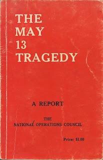 Peristiwa 13 Mei 1969