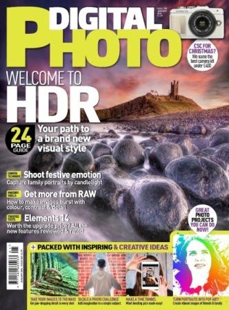 Download Digital Photo Magazine January 2016 PDF