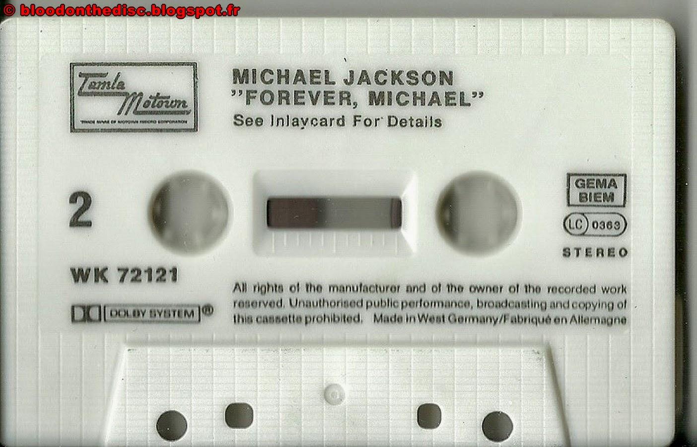 Forever Michael K7 Side 2