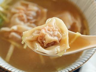 Cassava Vermicelli Soup with Egg Wonton (Miến với Hoành Thánh Trứng) 5