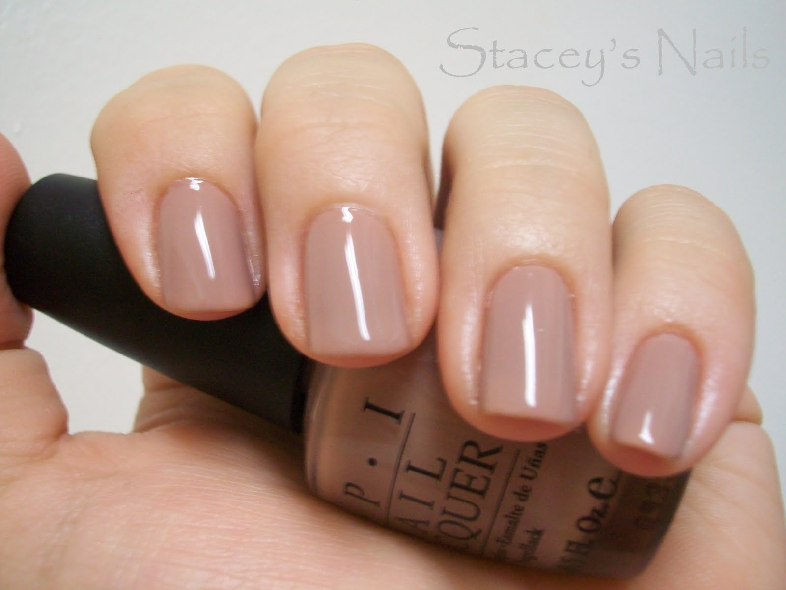 Stacey\'s Nails *: Neutral Plaid & Purple Flowers