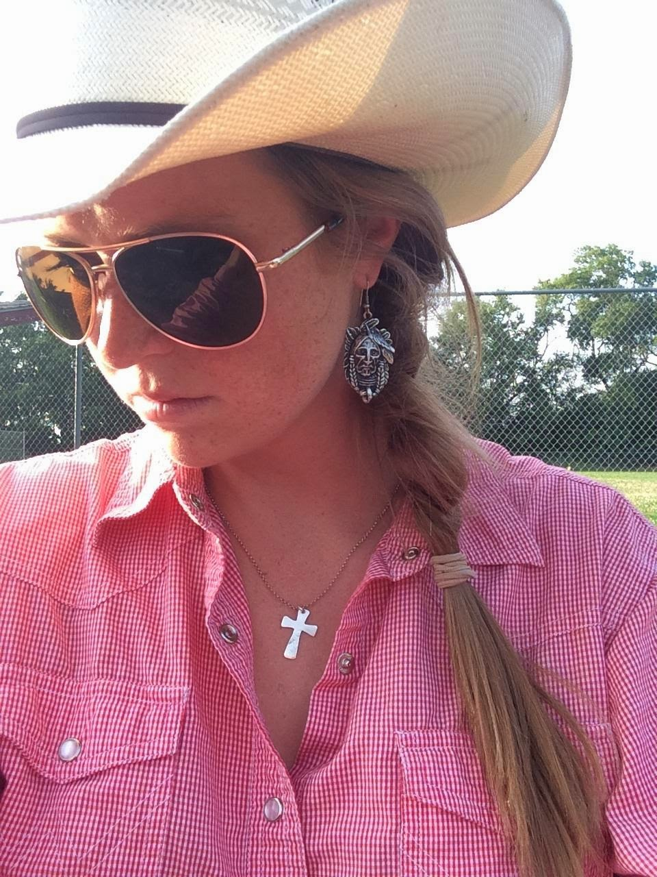 A glimpse inside a cowgirl's motivation
