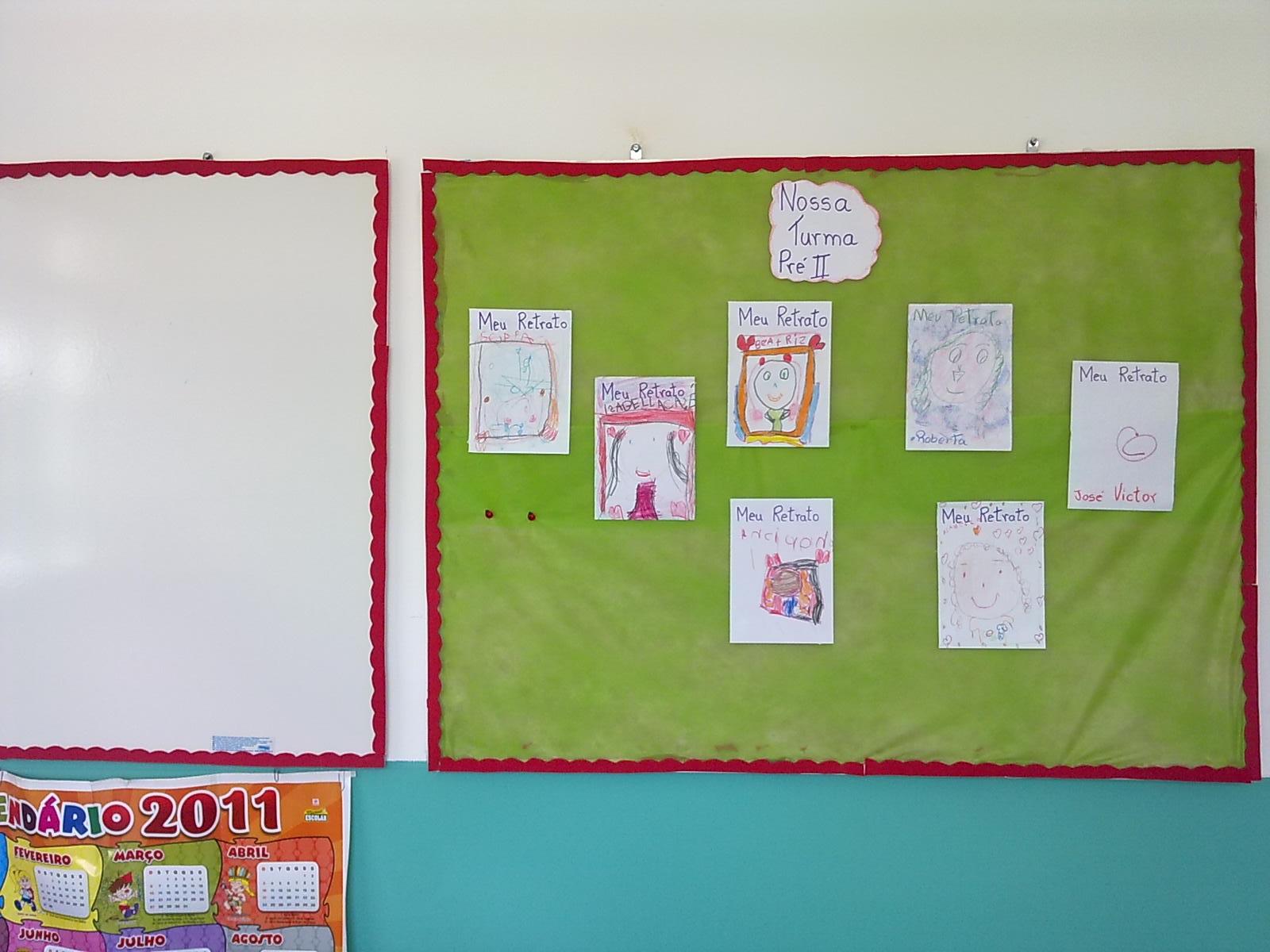 Decorao para sala de aula eva car interior design for Bordas para mural
