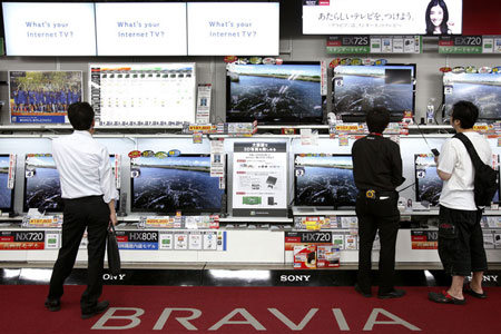 Harga TV LED Sony