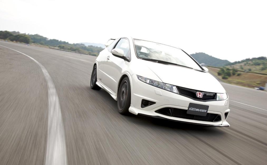 PRIMOTOR: El nuevo Civic Type-R para 2015. ¡Por fin!