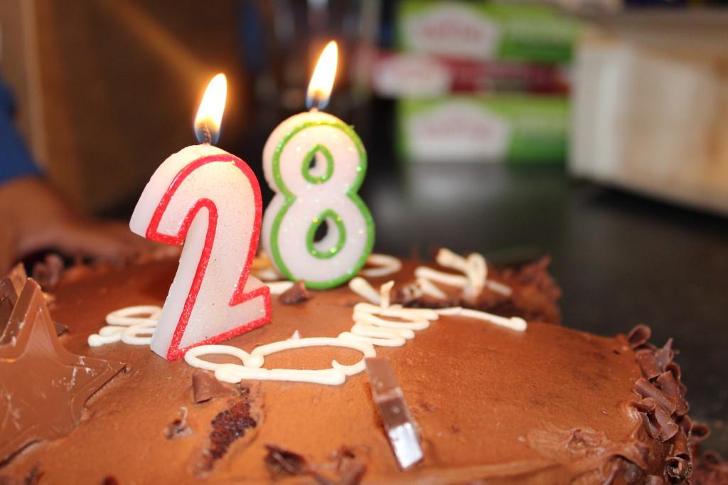 Поздравление с днем рождения сыне 28 лет