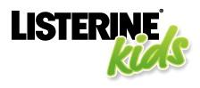 Listerine Kids logo