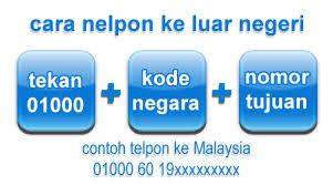 Tarif Nelpon Murah Ke Luar Negeri Kode XL 01000