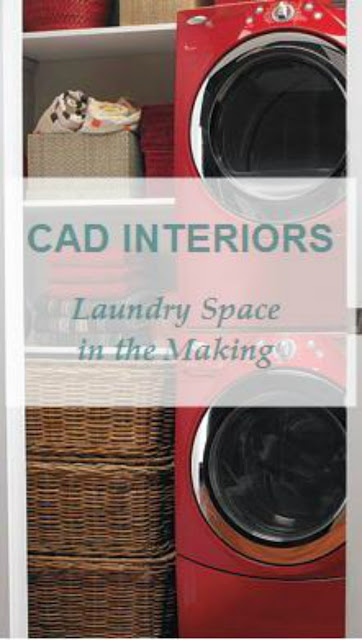 home improvement CAD INTERIORS laundry room