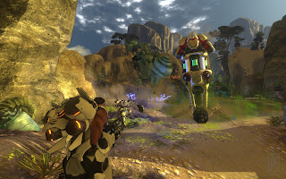New free-to-play shooter Firefall