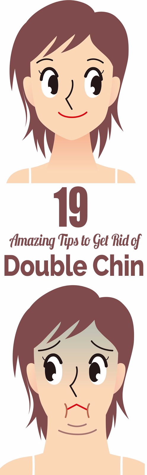 12 DIY Home Remedies For Double Chin