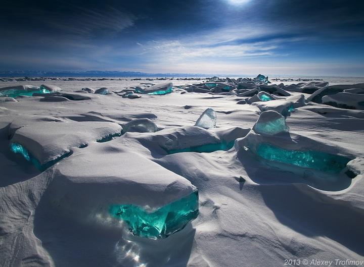 Lago Baikal, el lugar que concentra el 20% del agua dulce de la Tierra