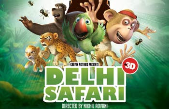 Delhi Safari (2012) - Hindi Movie