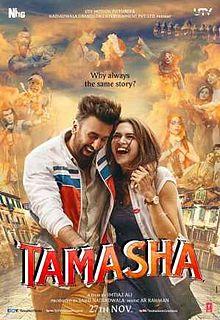 Sinopsis Film Tamasha
