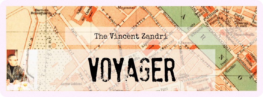 The Vincent Zandri Voyager
