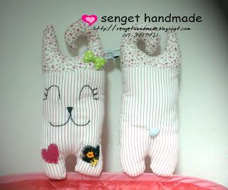 bunny handmade