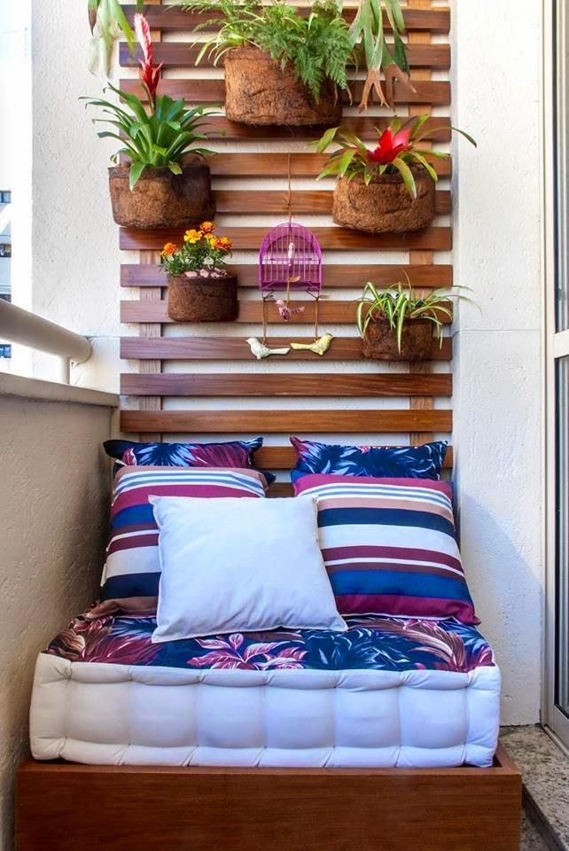 deco balcones pequeños