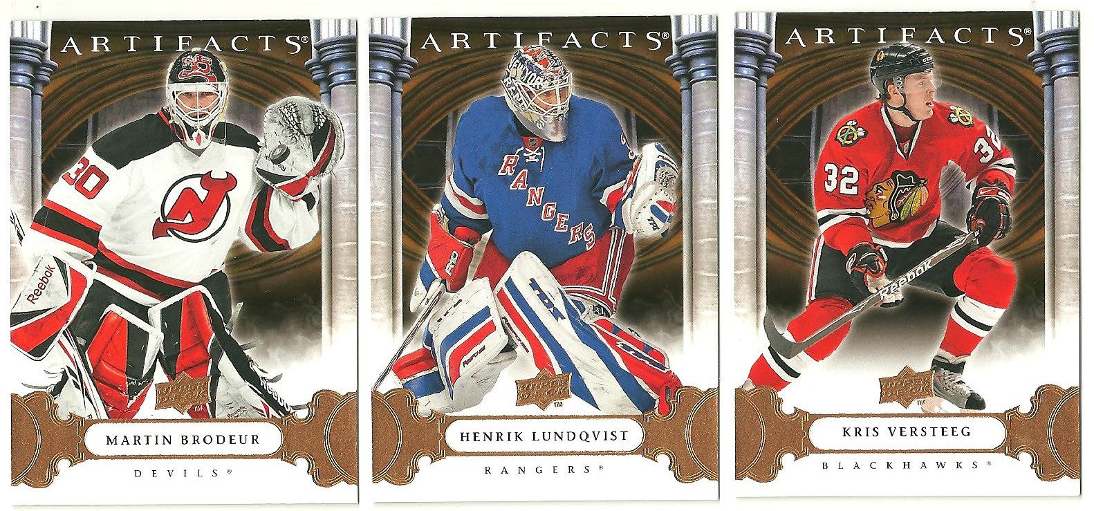 Cards From The Crease A Hockey Card Blog Championship Collection