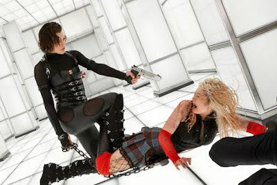 Resident Evil Retribution imágenes
