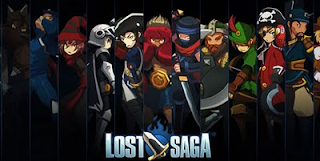Game Lost Saga