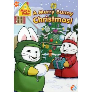 Merry Max Ruby Bunny Christmas Dvd And 1