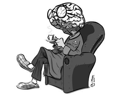 La semaine du cerveau et l'homme au cerveau creux- Accéder à l'article