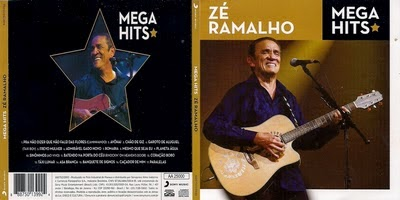 Mega Hits Zé Ramalho 2015