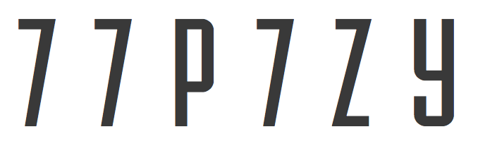 77P7ZY