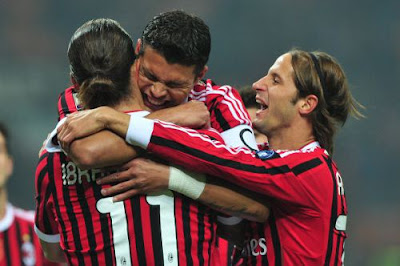 Milan Chievo 4-0 video