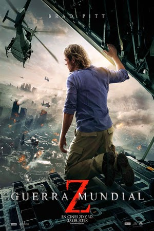Poster World War Z 2013