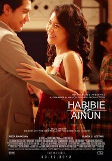resensi film Habibie dan Ainun