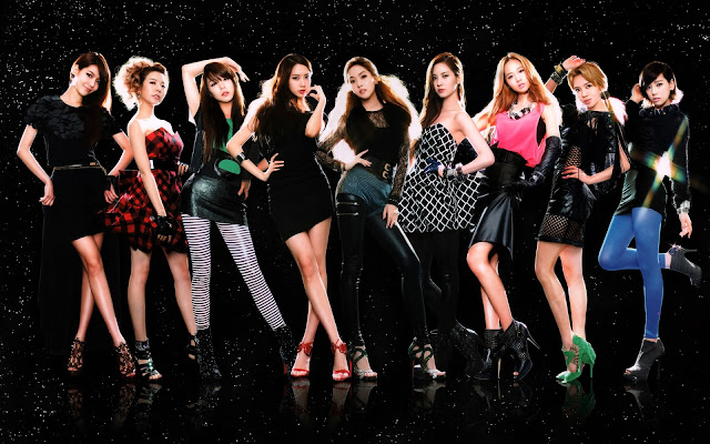 18989-Amazing Girls Generation HD Wallpaperz