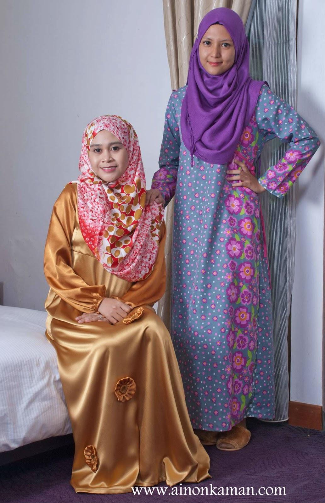 Baju Kurung Baju Muslimah Yang Sangat Merangsang Apabila