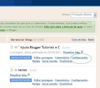 COMO MUDAR AS CORES DOS MODELOS DE TEMPLATES BLOGGER