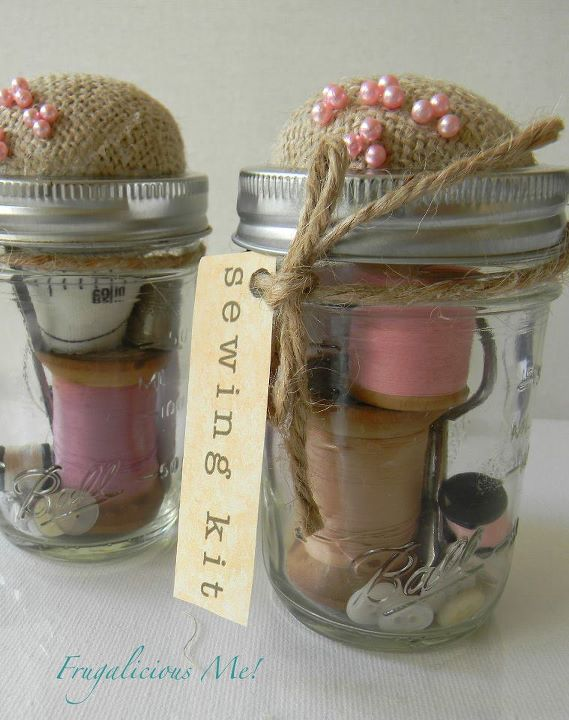 She Exists Jars Inexpensive Holiday Gift Ideas