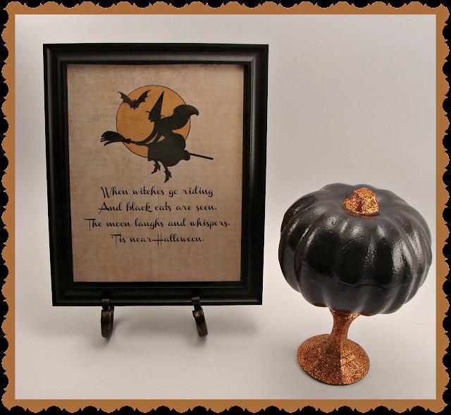 Halloween, Witch, Vintage