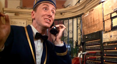 Tim Roth in Four Rooms