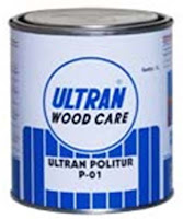 Ultran Politure P-01 Bahan Finishing Furniture
