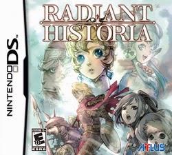 Radiant Historia (Español) (Nintendo DS)