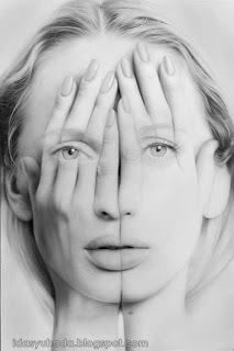 Millenium Optical Illusion Portraits