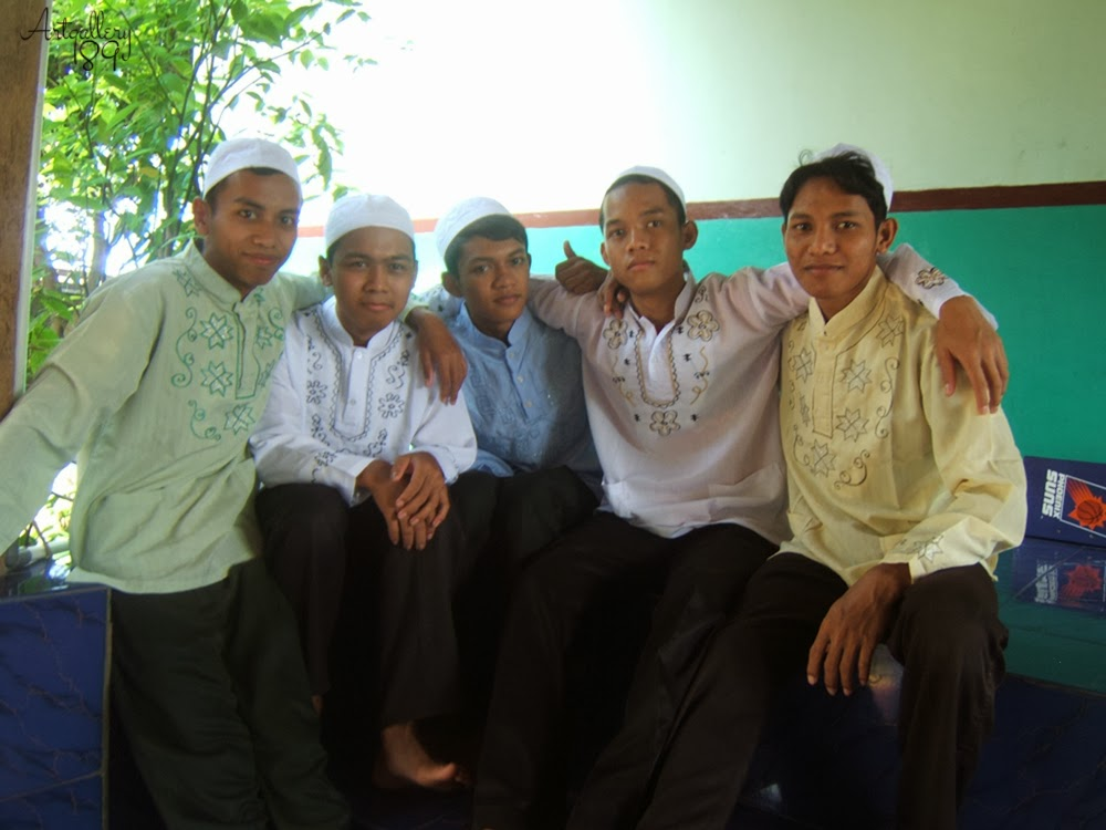 My Friends in The Kunci Cahaya 2008-2014