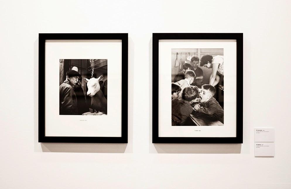Fotografía cotidiana París Doisneau La dent y L'innocent