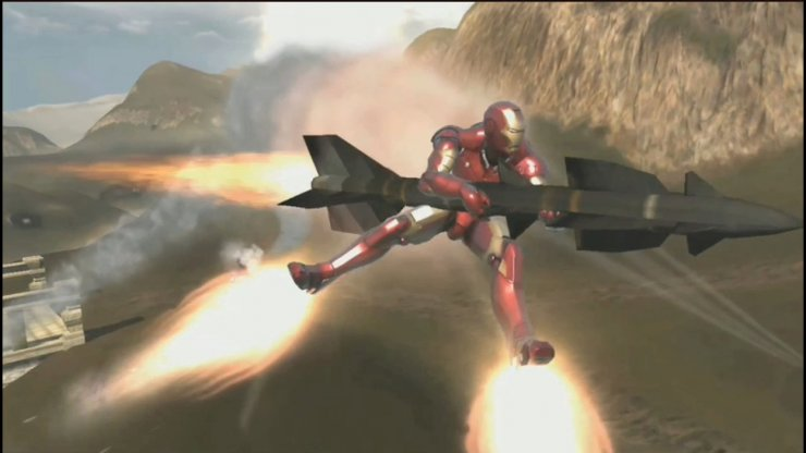 Online Free Computer Guide: Iron man PC game download free