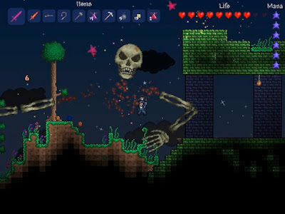 Terraria v1.0.6.1 cracked-THETA