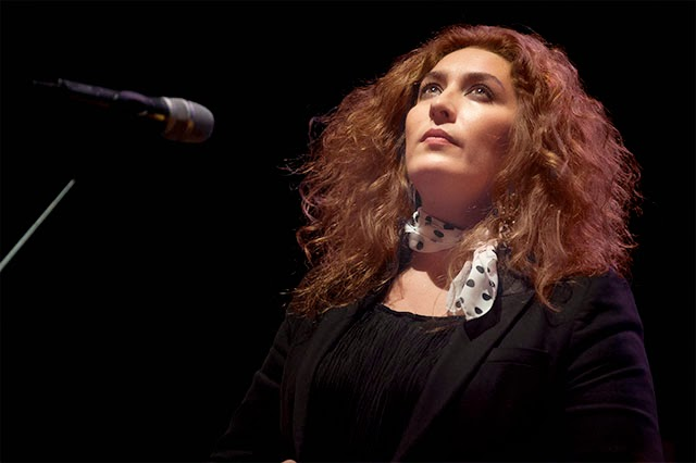 Estrella Morente - Teatro-Circo Price (Madrid) - 19/1/2014