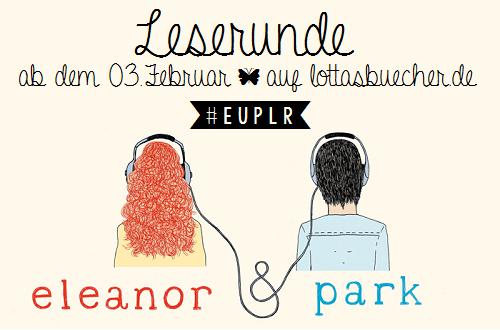 Leserunde Eleanor und Park von Rainbow Rowell auf Lottasbuecher