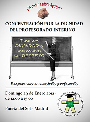 Movilizaciones por la Educación Pública Cartel_dignidad_interinos_doris_day_copia