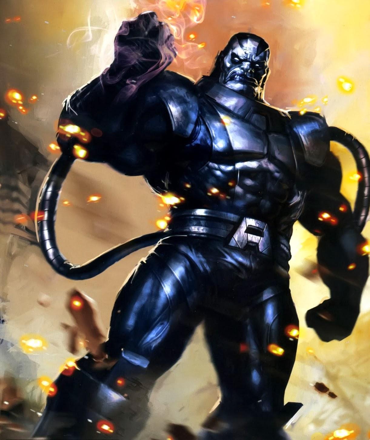 X-Men: Apocalypse (27-05-2016)