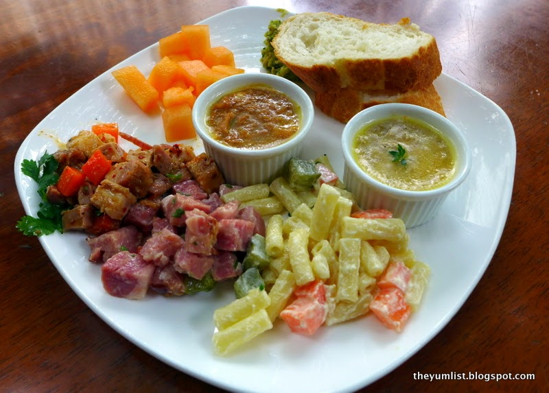 El Cerdo, Bubblylicious, Sunday Brunch, Changkat Bukit Bintang