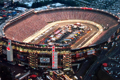 I 39 M Just Sayin 39 Bristol Motor Speedway History And Notes